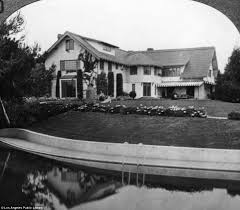 Movie Stars Homes by Inside The Homes Of Hollywood Golden Age U0027s Rich And Famous Daily