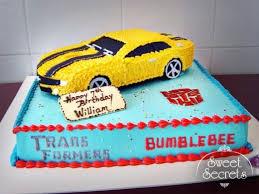 transformer cake transformers cakes transformer birthday cakes sweet secrets