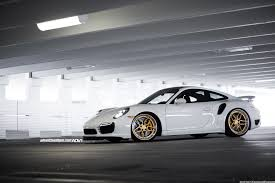 white porsche 911 white porsche turbo s adv05s track spec cs series wheels adv 1