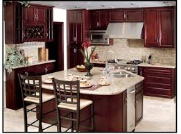 Merlot Kitchen Cabinets Merlot Cabinets The Color Of The Cabinets Home
