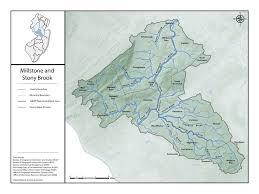 Bridgewater State University Campus Map by New Jersey Watershed Management Area 10 Raritan Rutgers Edu