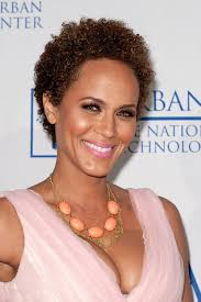 twa hairstyles for black women hot hair celebrities rocking the big chop nicole ari parker