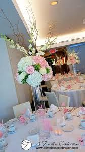 wedding flowers montreal wedding flower centerpiece white hydrangeas pink roses