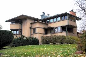 frank lloyd wright prairie style houses prairie style architecture gilmore house madison wi cities with