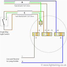 single switch light wiring diagram carlplant striking ansis me