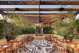 los patios menu sawyer u2014 kitchen u0026 bar u2014 silverlake