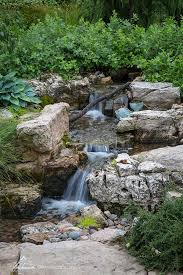 Waterfall Landscaping Ideas The 25 Best Diy Pondless Waterfall Ideas On Pinterest Garden
