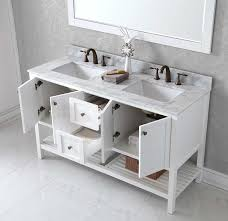 Bathroom Vanity 60 Inch by Bathroom Captivating Wondrous Double Bowl Sink And Granite 60