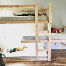 Building Plans For Triple Bunk Beds by Triple Bunk Beds Http Www J Annephotographyblog Com Personal