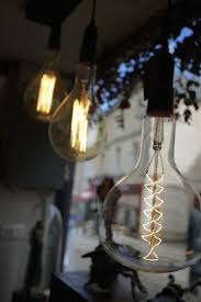 Filament Bulb Desk Lamp Lighting And Interiors Murano Glass Vases Vintage Table Lamps