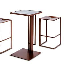 square glass pub table contemporary high bar table glass stainless steel square