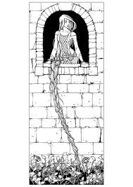 to print this free coloring page coloring raiponce