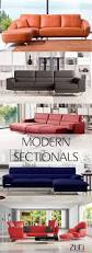 Discount Modern Sectional Sofas by Best 25 Modern Sectional Ideas On Pinterest Modern Sectional