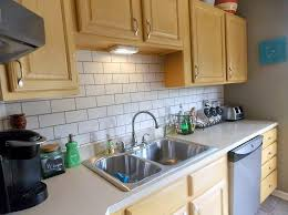 Subway Tile Backsplash Kitchen by 64 Best Kitchen Backsplash Images On Pinterest Backsplash Ideas