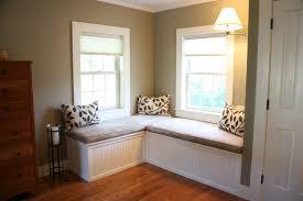Corner Window Seats 25 Best Ideas About Corner Window Seats On