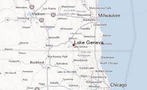 map of lake geneva wi lake geneva location guide