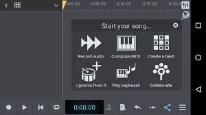 record audio android start your song menu ntrack android jpg