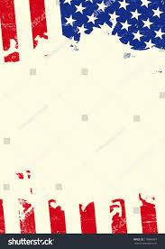 A American Flag Pictures Grunge American Flag Poster American Flag Stock Vektorgrafik
