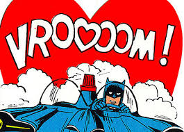 batman valentines card batman is out to get you on s day