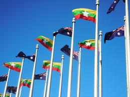 Tasmania Flag Australian Flags U0026 Flag Poles Online Melbourne