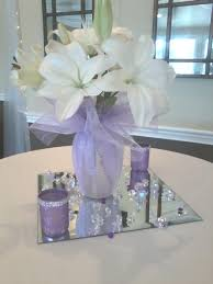 Purple Vases Cheap Large Flowers In Vase Wrapped With Pink Or Purple Colored Tulle