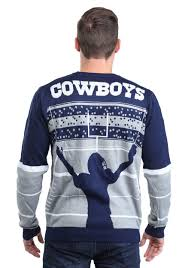 dallas cowboys christmas lights dallas cowboys stadium light up ugly x mas sweater