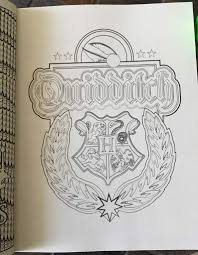 latest harry potter coloring book harry potter amino