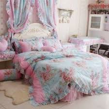 Ruffle Bed Set Pink Bedroom Sets Foter