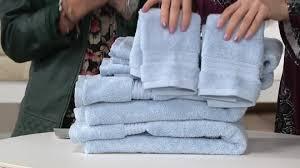 charisma classic 6 piece 100 cotton towel set page 1 u2014 qvc com