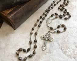 s tears rosary s tears etsy