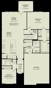linden ii 107 drees homes interactive floor plans custom