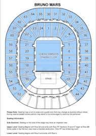 Rod Laver Floor Plan Ariana Grande Mel Vip Seat Package X 2 Half Price Concerts
