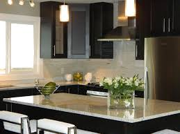 Black Kitchen Countertops by Using White Granite Countertops For Modern Kitchen Designoursign