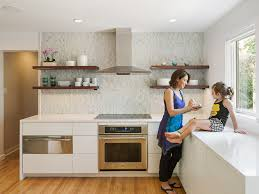 decorating kitchen shelves kitchen contemporary with window white