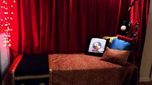 star trek bedroom star trek themed home has spock s bed pictures
