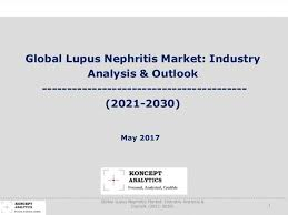 Analytics Sle Reports by Global Lupus Nephritis Market Industry Analysis Outlook 2021 2030