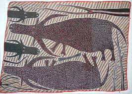 private eye aboriginal art from private collections