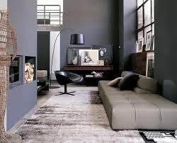 Large Contemporary Rugs Unique Room Furniture Design Modern Gray Sectional Sofa Modern