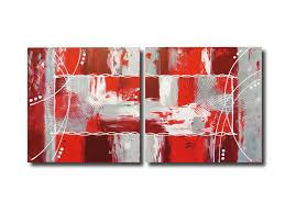 Tableau Abstrait Rouge Et Gris by Best Tableau Salon Rouge Pictures Payn Us Payn Us