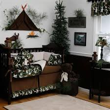 Camo Crib Bedding For Boys Camo Baby Bedding Green Camo Crib Bedding Carousel Designs