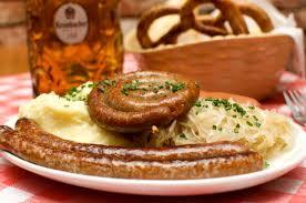 german cuisine menu german foods and drinks list of german dishes