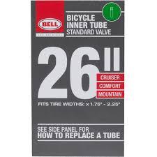 bicycle tubes