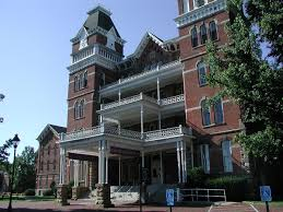 halloween city athens ohio athens lunatic asylum wikipedia