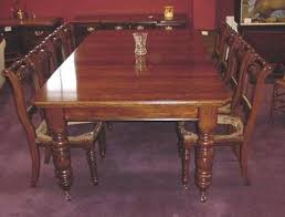 antique dining room tables for sale two leaf 10 seater oak dining table antiques atlas