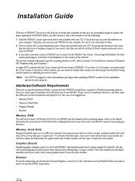 femap installation guide computer data storage installation