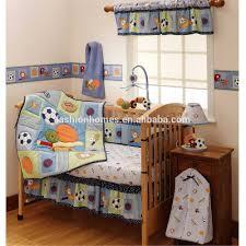 Mini Crib Bedding Sets For Girls by Nautical Themed Blue Baby Crib Bedding 9pc Boy Nursery Set Sets