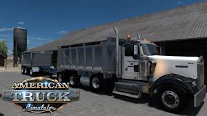 kenworth heavy duty trucks american truck simulator kenworth w900 heavy duty dump truck