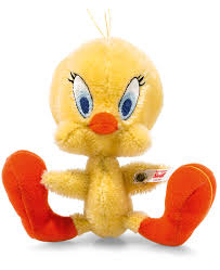 tweety bird ean 354670 steiff toy shoppe
