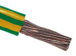 rs pro green yellow tri rated cable 25 mm csa 600 v 136 a 100m