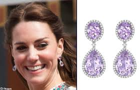 earrings kate middleton 48 kate middleton hoop earrings mcdonough classic cushion
